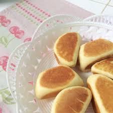 Bánh mì nhân kem trứng sữa không cần lò nướng - Hôm nay ăn gì