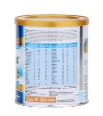 milk powder vanilla for diabetic 850g