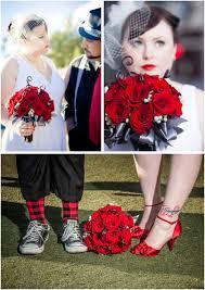 pin up themed wedding wedding ideas