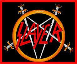 Slayer Decal Sticker 02