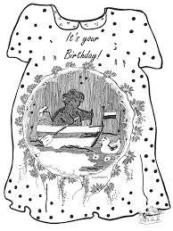 Fijne Verjaardag Kleurplaten Verjaardag