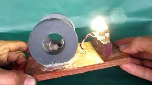 homemade free energy generator with
