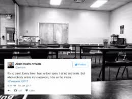 No one showed up to this professor's class – and he live-tweeted the whole  thing | You