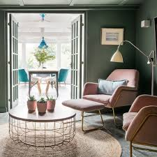 green living room ideas for soothing