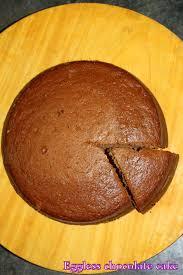 eggless chocolate cake recipe eggless