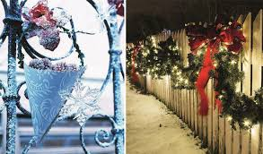 Outdoor Christmas Decor That Will Get You Into The Holiday Spirit