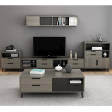 tv cabinet simple modern coffee table