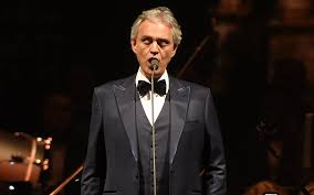 Andrea Bocelli will perform live from Italy's empty Duomo ...