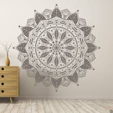 The Francis Mandala Wall Decal