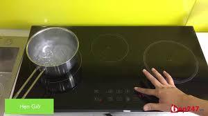 Bếp điện từ Fandi FD-326IH - Bep247.vn - YouTube