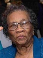 Hilda Williams - Obituary