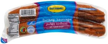 erball polska kielbasa turkey