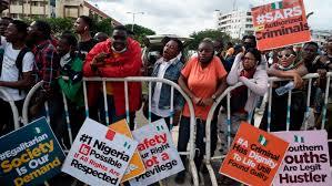 Nigeria Abolishes Controversial SARS ...