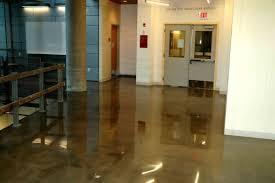 concrete polishing flooring