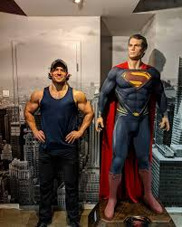 henry cavill his 20 minute workout