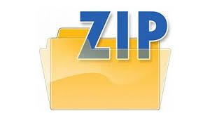 Risultato immagini per immagine compressione zip