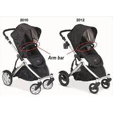 britax stroller recall due to choking