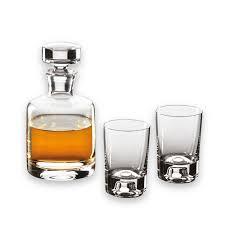 kilchoan whisky decanter set wine