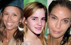 fug or fab celebrities without makeup