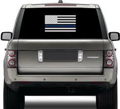 Thin Blue Line Police Vinyl Decal Igy6 I Got Your Six Etsy