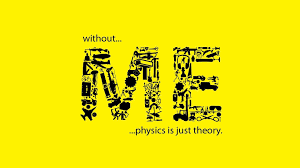 physics science text typography