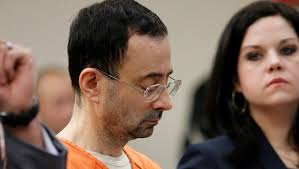 Larry Nassar pleads guilty to 7 criminal sexual conduct charges