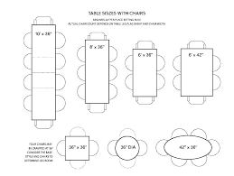 dining table dimensions for 10
