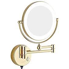 led lighted makeup mirror fog