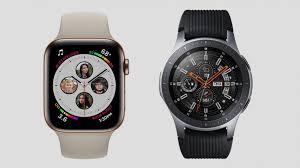 apple watch series 4 v samsung galaxy