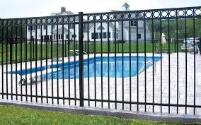 Pool Fence Installation In Central Oklahoma Fence Okc