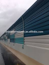 China Factory Anti Noise Shield Panel Sound Barrier Wall Highway Soundproof Wall Buy Noise Barrier Noise Barrier Panel Noise Reduction Wall Panel Product On Alibaba Com