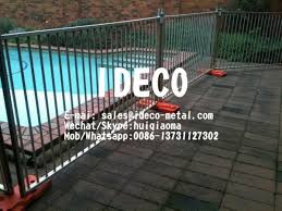 Protect Child Secure Temporary Pool Fencing Removable Swimming Pool Safety Barriers Portable Pool Safety Fences For Sale Temporary Fences Manufacturer From China 109527875