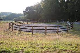 Ramm Flex Fence Round Pen Your Horse Farm