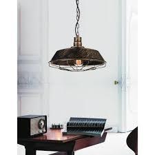 light antique copper chandelier winsome