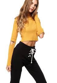 Sweater Mostaza Tabatha Smith - Comprá Ahora   Dafiti Argentina