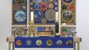 Three artists' exhibit 'renewed' art at Pyro