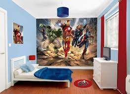 Superhero Wall Decals Kids Strangetowne Easy And Fun Superhero Wall Decals