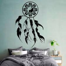 Wall Decals Dream Catcher Amulet Indian From Decalmyhappyshop On
