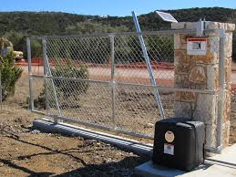 The Top 4 Automatic Gate Openers Capitol Fence