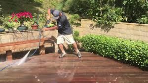 Ipe Deck Restoration - YouTube