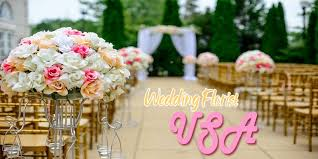 best wedding florists in the usa