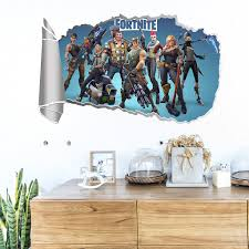Fortnite Sticker 3d Effect Wall Decals And Stickers Ireland