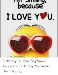 birthday quotes for lover