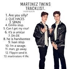 martinez twins uploaded by anónimo