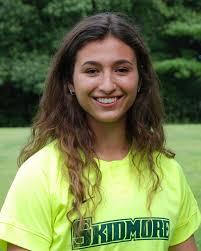 Ava Keller - 2019 - Women's Soccer - Skidmore College Athletics