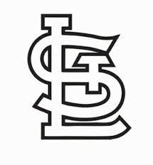 St Louis Cardinals Mlb Baseball Vinyl Die Cut Car Decal Sticker Free Shipping Ebay