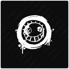 Junkrat Rip Tire Ultimate Overwatch Logo Symbol Avatar Vinyl Etsy