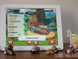 Angry Birds Go' review: how free-to-play ruined the 'Mario Kart ...