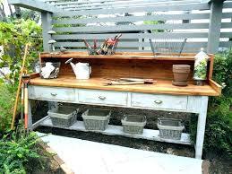 garden tool bench nicobi co