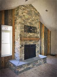 stone fireplace brick fireplace